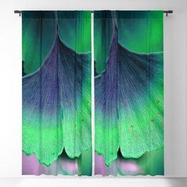 Ginkgo leaf Blackout Curtain