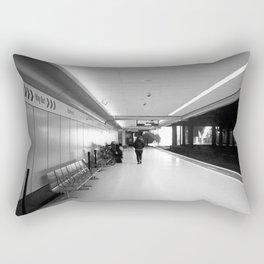 Glasgow Queen Street station Rectangular Pillow