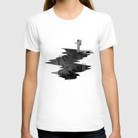 uk T-shirts featuring Space Diving by nicebleed