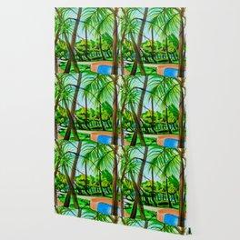 The Esplanade Wallpaper