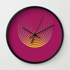 U like U Wall Clock