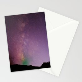 West Texas Milky Way Stationery Cards