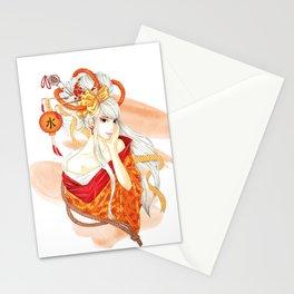 FireGeisha Stationery Cards