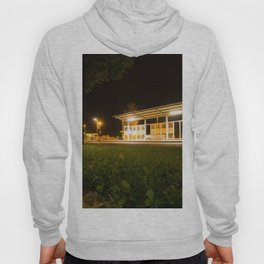 Bus and trainstation Hoody