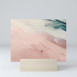sea of love III Mini Art Print