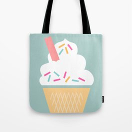 Ice Cream (Mint) Tote Bag