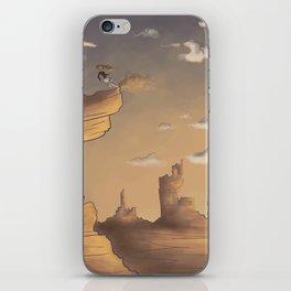 Cliff Jumper iPhone Skin
