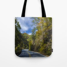 Moutain top  Tote Bag