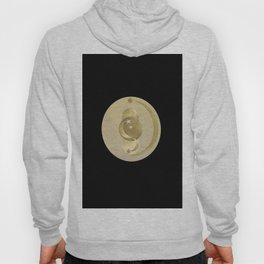 Black Gold Moon and Stars #1 #decor #art #society6 Hoody