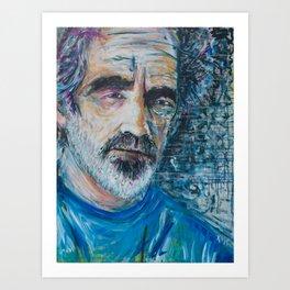 JJ Cale Art Print