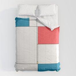 De Stijl Revival Comforters