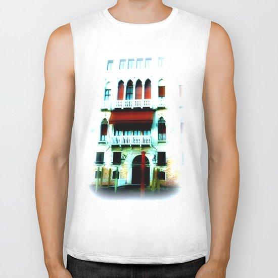 dream of Venice Biker Tank