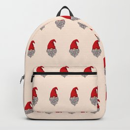 Garden Gnome - Pattern Backpack