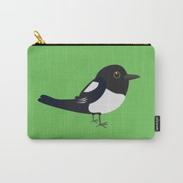 Cute magpie Carry-All Pouch