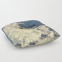 Sea Adventure - Ocean Crossing Floor Pillow