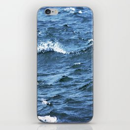 The Tides Will Roll iPhone Skin