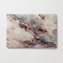 Marble Texture 85 Metal Print