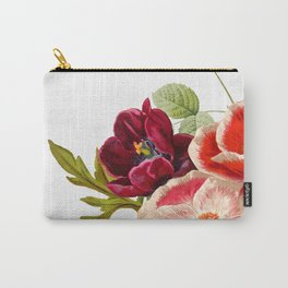 romantic floral design Carry-All Pouch