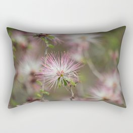 Desert fairy dusters Rectangular Pillow