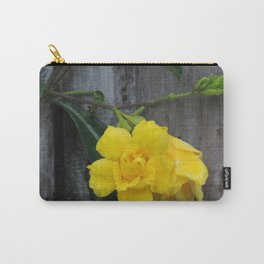yellow flowering vine Carry-All Pouch