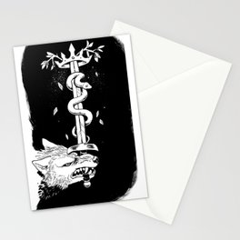 Ace of Swords Stationery Cards