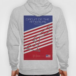 Circuit of the Americas, Austin Texas Hoody