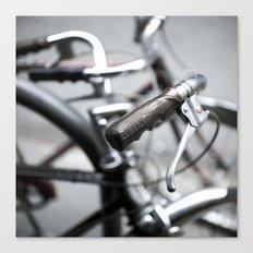 bikes 01 Canvas Print
