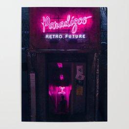 Paradise Disco Poster