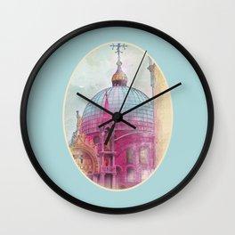 DREAMING OF SAN MARCO Wall Clock