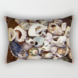Shell Collection Rectangular Pillow