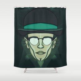 Enigma Shower Curtain