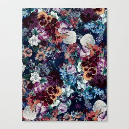EXOTIC GARDEN - NIGHT XVI Canvas Print