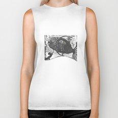 Hungry Fish Biker Tank