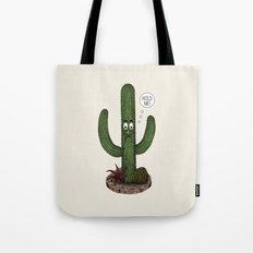 Cactus Need Love Too Tote Bag