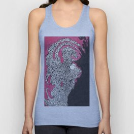 ' Alien Queen  ' By: Matthew Crispell Unisex Tank Top