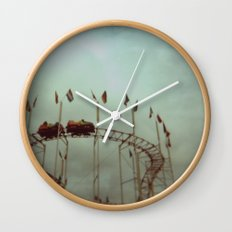 Creepy Carnival  Wall Clock