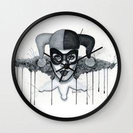 Harley Quinn - Innocent Insanity Wall Clock