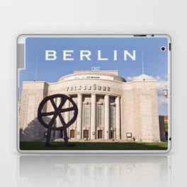 EAST BERLIN THEATRE - VOLKSBÜHNE Laptop & iPad Skin