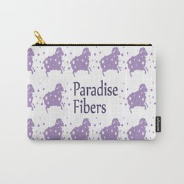Glitter Sheep Carry-All Pouch
