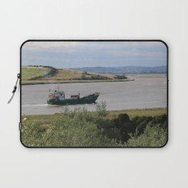 Ship into Launceston Docks* Laptop Sleeve