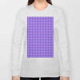 New Houndstooth 02191 Long Sleeve T-shirt