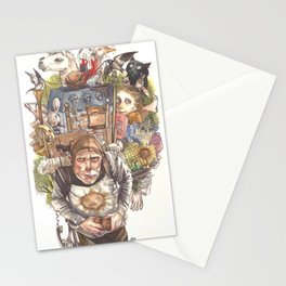 Patsy's Back Stationery Cards