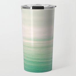 Bleached Ocean Travel Mug