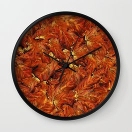 Otoño Wall Clock