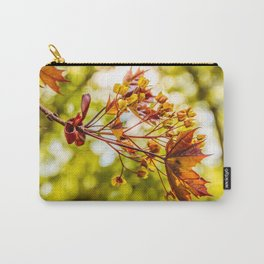 Maple blooms Carry-All Pouch