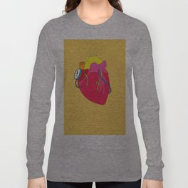 Countdown Heart Long Sleeve T-shirt