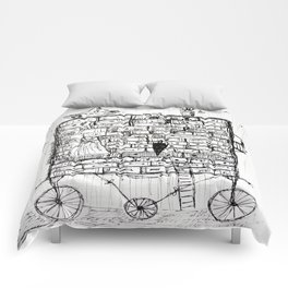 chest of drawers transport Comforters