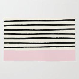 Bubblegum x Stripes Rug
