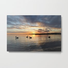 Beautiful from Every Angle Metal Print