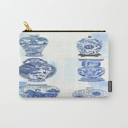 Chinese vases Carry-All Pouch
